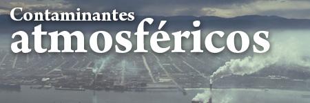 Los Contaminantes Atmosféricos