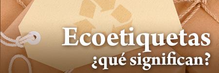 Ecoetiquetas